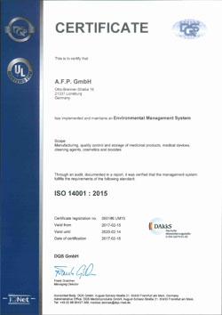 AFP ISO 14001 EN