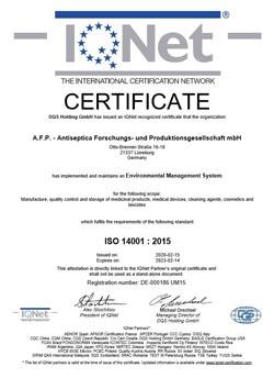 AFP IQNET 14001_neu