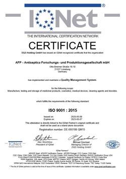 AFP IQ NET 9001_2020-05-08